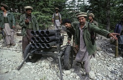 "AFGHANISTAN  ""Mujahideen in Kabul Province 1986""  (Paolo Siccardi)"