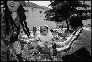 "ALBANIA 1989  ""Once upon a time there was Albania""   © Paolo Siccardi"