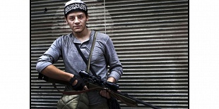 "SYRIA ""Portraits of the Free Syrian Army""  (Paolo Siccardi)"