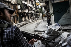 """SYRIA """"In the hell of Aleppo""""  © Paolo Siccardi"""