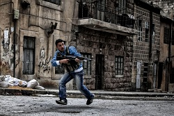 """SYRIA """"In the hell of Aleppo""""  (Paolo Siccardi)"""