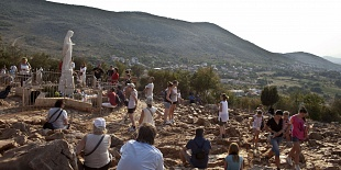 "MEDJUGORJE ""The hill of Miracles"" (Paolo Siccardi)"