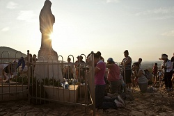 """MEDJUGORJE """"The hill of Miracles"""" (Paolo Siccardi)"""