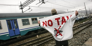 "#NO-TAV ""Italian movement against High Speed Train"" (Paolo Siccardi)"