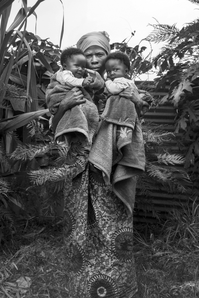 "DEMOCRATIC REPUBLIC OF CONGO<br>""The victims of our wealth""<br>(Stefano Stranges)"